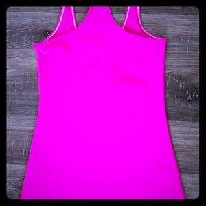 Lululemon Hot Pink Cool Racerback Tank